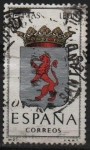 Stamps Spain -  Leon
