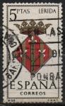 Sellos de Europa - España -  Lerida