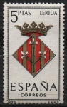 Stamps of the world : Spain :  Lerida