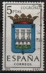 Stamps of the world : Spain :  Logroño