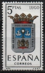 Stamps of the world : Spain :  Lugo