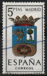 Stamps of the world : Spain :  Madrid