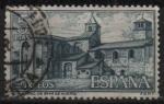 Sellos de Europa - España -  Monasterio d´Santa Maria d´Huerta (Vista General)