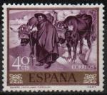 Sellos de Europa - España -  Boyero Castellano