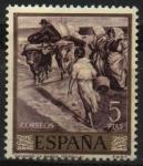Sellos de Europa - España -  Sacando la Barca