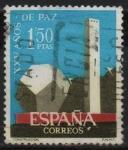 Sellos de Europa - España -  XXV años d´paz Española (Construccion)