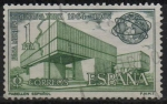 Stamps Spain -  Feria Mundial d´Nueva York (Pabellon d´España)