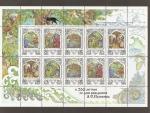 Sellos de Europa - Rusia -  200 Aniv. del nacimiento de A.S. Pushkin