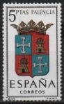 Sellos de Europa - España -  Palencia