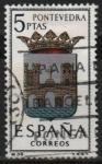Sellos de Europa - España -  Pontevedra