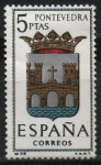Stamps : Europe : Poland :  Pontevedra