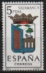 Sellos de Europa - España -  Salamanca