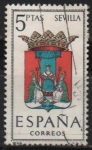 Stamps Spain -  Sevilla