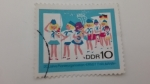 Stamps : Europe : Germany :  Organisacion Pionera/DDR