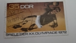 Stamps : Europe : Germany :  Balonmano/DDR