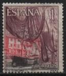 Stamps Spain -  Cudillero (Asturias)