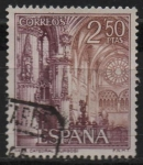 Stamps Spain -  Catedral d´Burgos