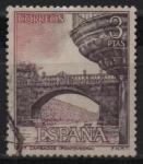 Sellos de Europa - España -  Pazo d´Fefiñanes Cambados (Ponteveldra)