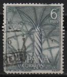 Stamps Spain -  Lonja d´Valencia