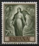 Sellos de Europa - España -  Romero d´Torres (Virjen d¨l¨faroles) )