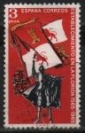 Sellos de Europa - España -  IV Centenario d´l´fundacion d´San Agustin. Florida