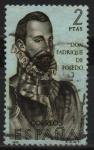 Stamps Spain -  Fabrique d´Toledo