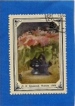 Stamps Russia -  pinturas