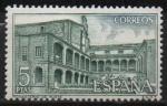 Sellos de Europa - España -  Monasterio d´Yute (Claustro d´novicios)
