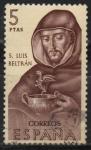 Sellos de Europa - España -  Luis Beltran