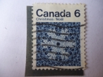Stamps Canada -  Navidad 1971 -