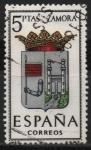 Stamps Spain -  Zamora