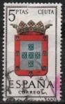 Stamps Spain -  Ceuta