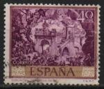 Sellos de Europa - España -  Evocacion d´Toledo