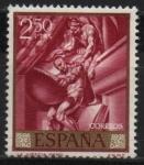 Stamps Spain -  La Justicia