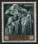 Sellos de Europa - España -  San Pedro y San Pablo
