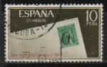 Sellos de Europa - España -  Dia d´Sello (Signo d´porteo d´Alicante)
