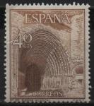 Sellos de Europa - España -  Iglesia d´Sigena (Huesca)