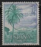 Sellos de Europa - España -  El Teide (Tenerife)