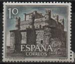 Sellos de Europa - España -  Castillos d´España (Guadamur Toledo)