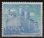 Stamps Spain -  Castillos d´España (Olite (Navarra)