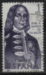 Stamps Spain -  Jose A. Manso