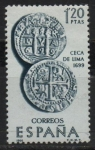 Sellos de Europa - España -  Ceca d´Lima