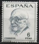 Sellos de Europa - España -  Jacinto Benamente