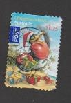 Sellos de Oceania - Australia -  Isla Navidad:criaturas marinas
