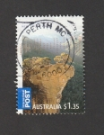 Stamps Australia -  Garganta Grose River
