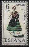 Stamps Spain -  Albacete