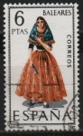 Stamps Spain -  Baleares