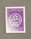 Stamps Europe - Slovenia -  Dibujo