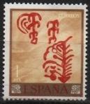 Stamps : Europe : Spain :  Homenaje al pintor desconocido (La Silla)