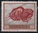 Sellos de Europa - España -  Homenaje al pintor desconocido (Altamira)